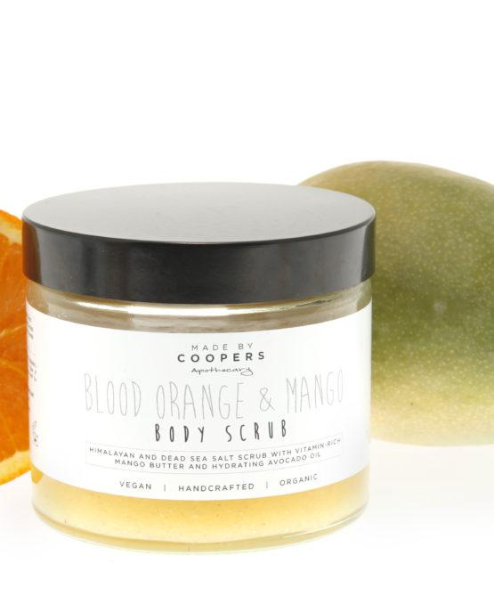 Made by Coopers Orange Scrub