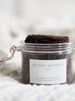 Maison Meunier Coffee Radiance Scrub Moi-Même Paris Box