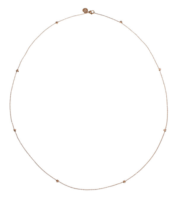Edblad Mini Star Rose Gold Necklace