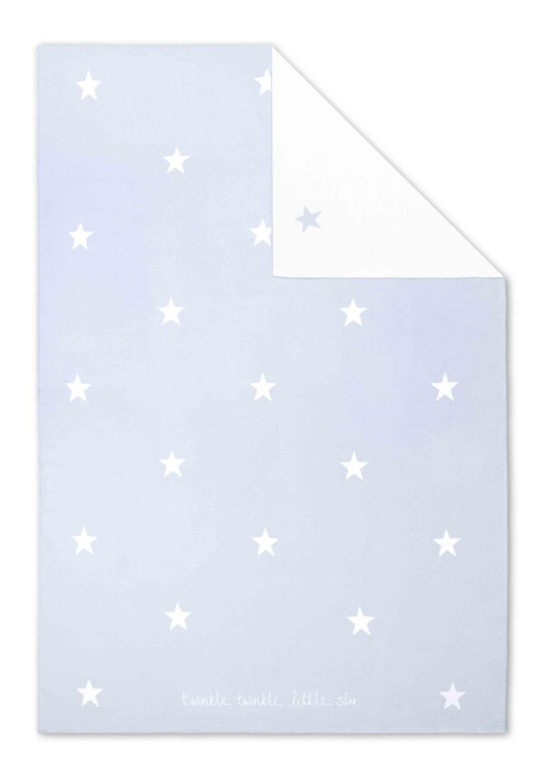 Katie Loxton Blue Baby Blanket