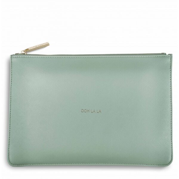 Katie Loxton Perfect Pouch Mint Ooh La La