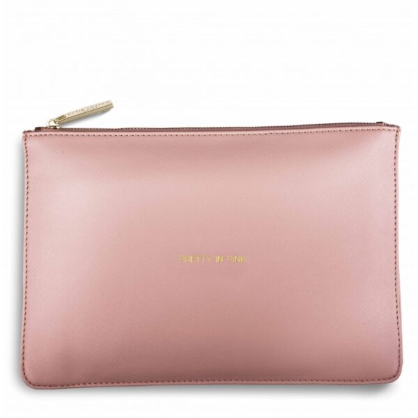 Katie Loxton Perfect Pouch Perfect Pink Pretty In Pink