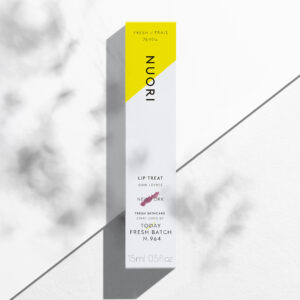 NUORI Lip Treat New York NYC Berry