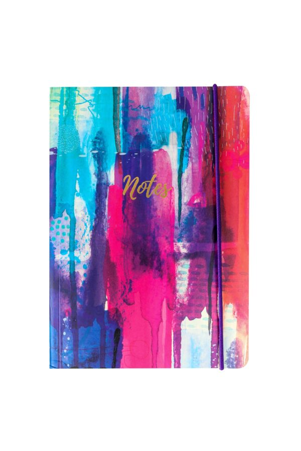 Portico Designs Inky Splash Notebook