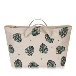 Elizabeth Scarlett Jungle Leaf Travel Bag