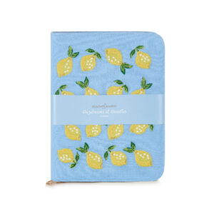 Elizabeth Scarlett Lemon Chambray Journal