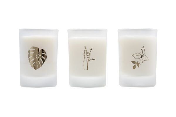 Elizabeth Scarlett Natural Beauty Gift Mini Candle Gift Set