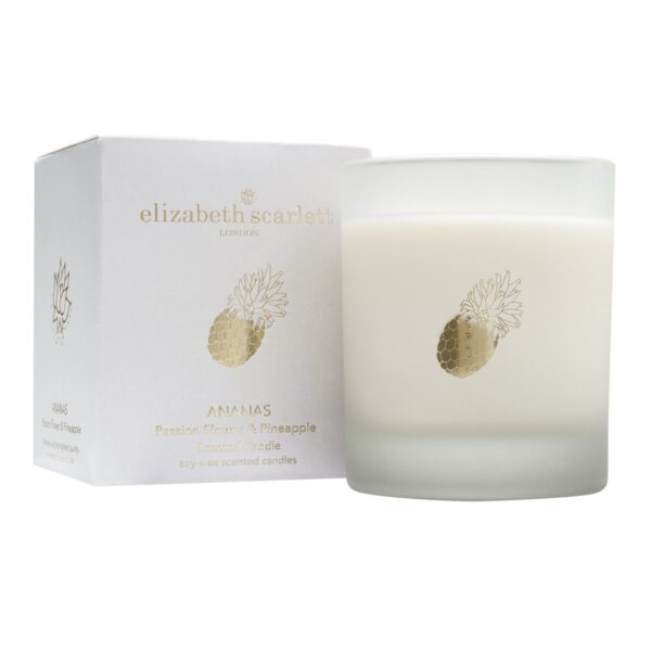 Elizabeth Scarlett Ananas Candle with Box