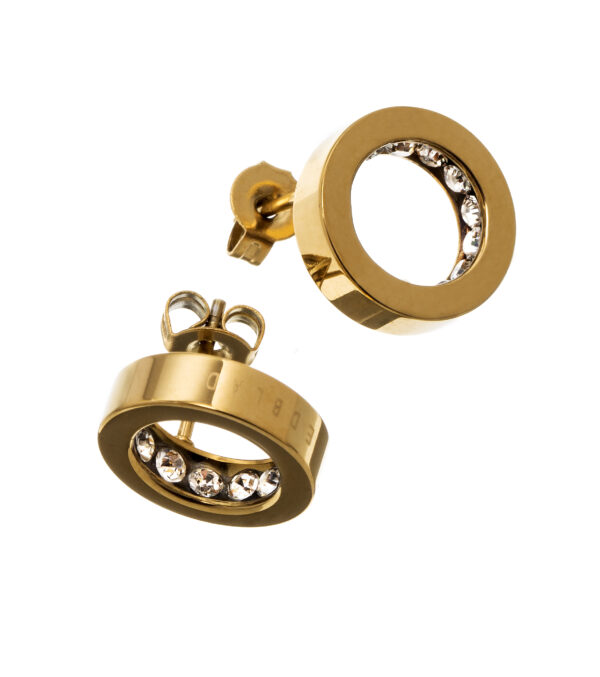 Edblad Monaco Stud Earrings Gold