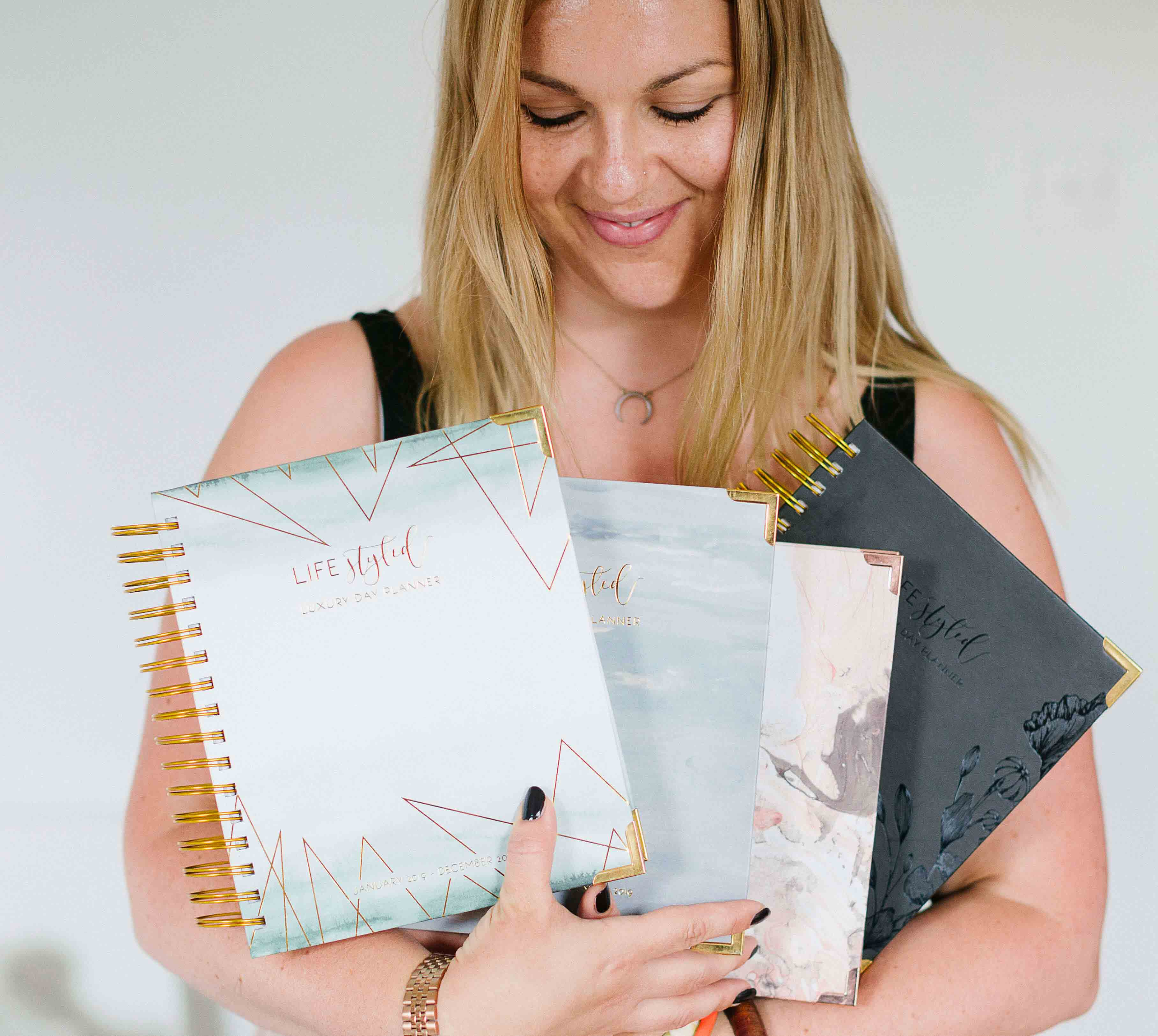 Lifestyled Planner 2019 Diary