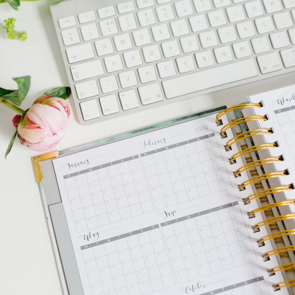 Life Styled Planner 2019 Diary