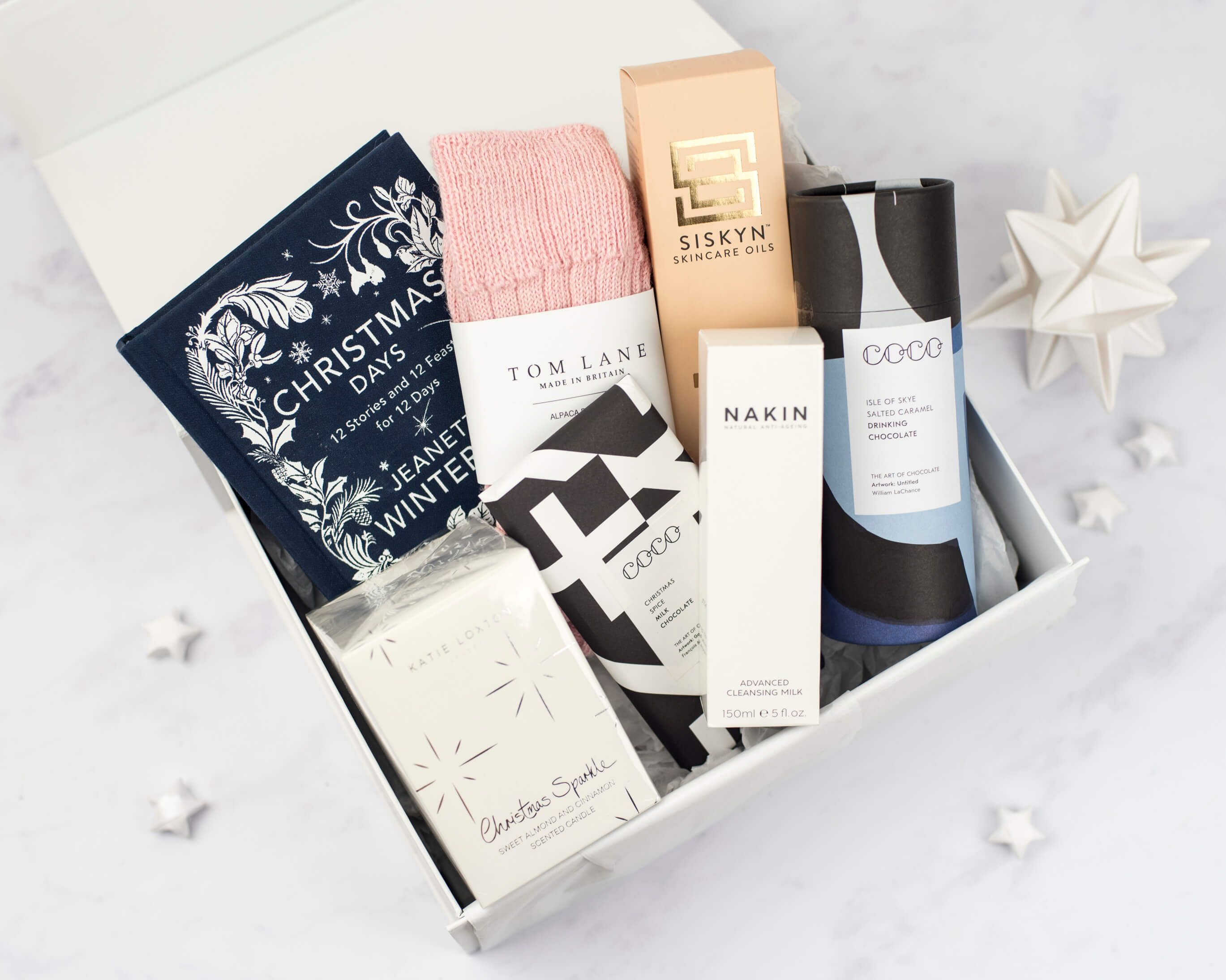The Christmas Luxe Box 2018 | Moi-Même