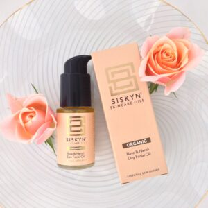Siskyn Skincare Rose Neroli Day Facial Oil