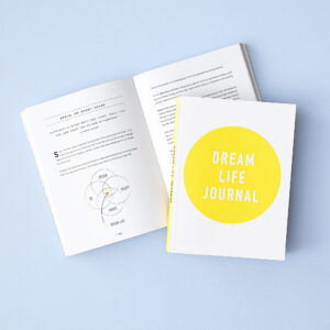 Dream Life Journal by Kristina Karlsson inner pages