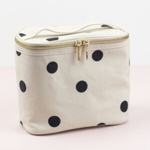 Kate Spade Deco Dots Lunch Tote