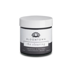 Bloomtown The Clearing Charcoal and Tea Tree Treatment Mask