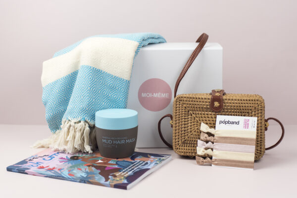 Moi-Meme Summer 2019 Luxe The Sunshine Box