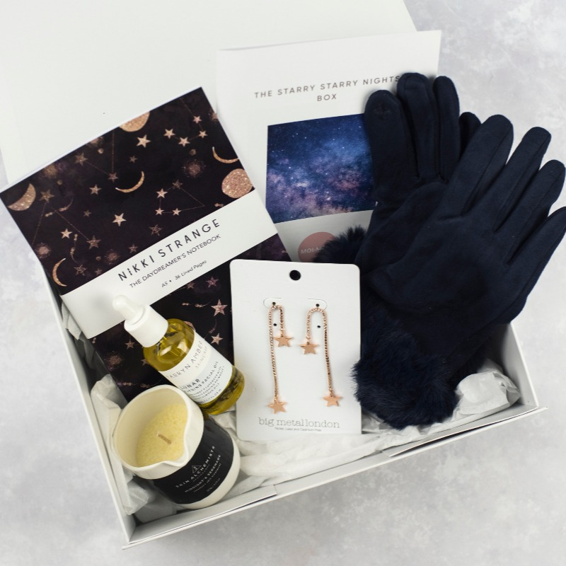 Moi Meme The Starry Starry Nights Luxe Box Autumn 2019