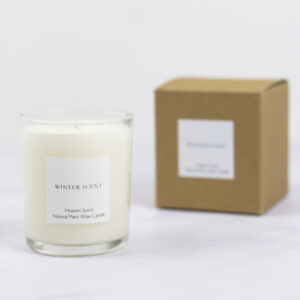 Heaven Scent Winter Scent Candle