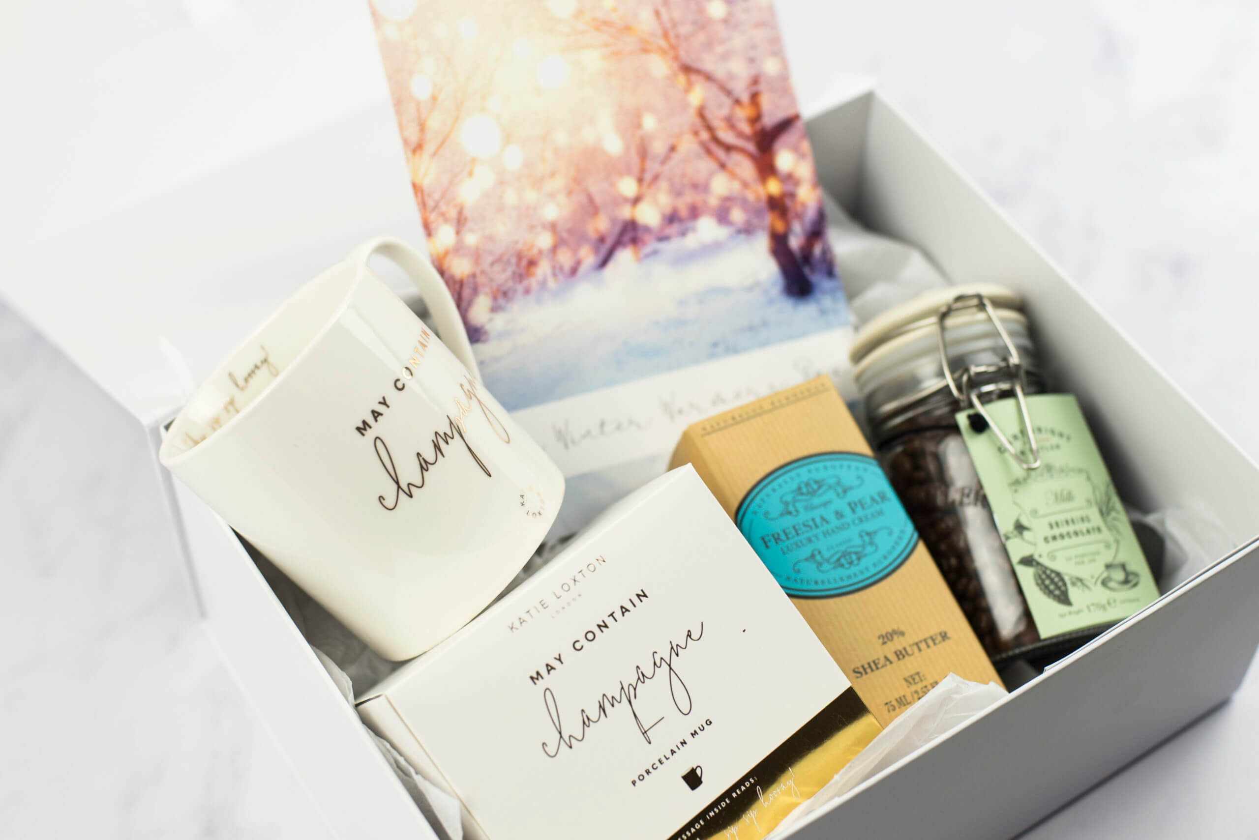The Winter Warmers Box