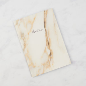 Moi-Meme Warm Marble Notes A5 Notebook