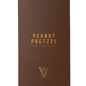 Wicked & Wonderful Peanut & Pretzel Milk Chocolate Bar